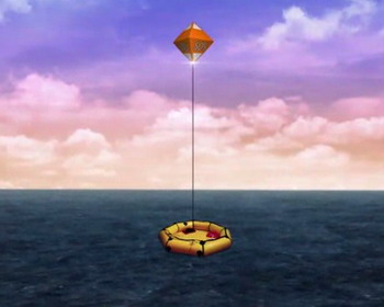 Средство сигнализации «Rescue Me Balloon»